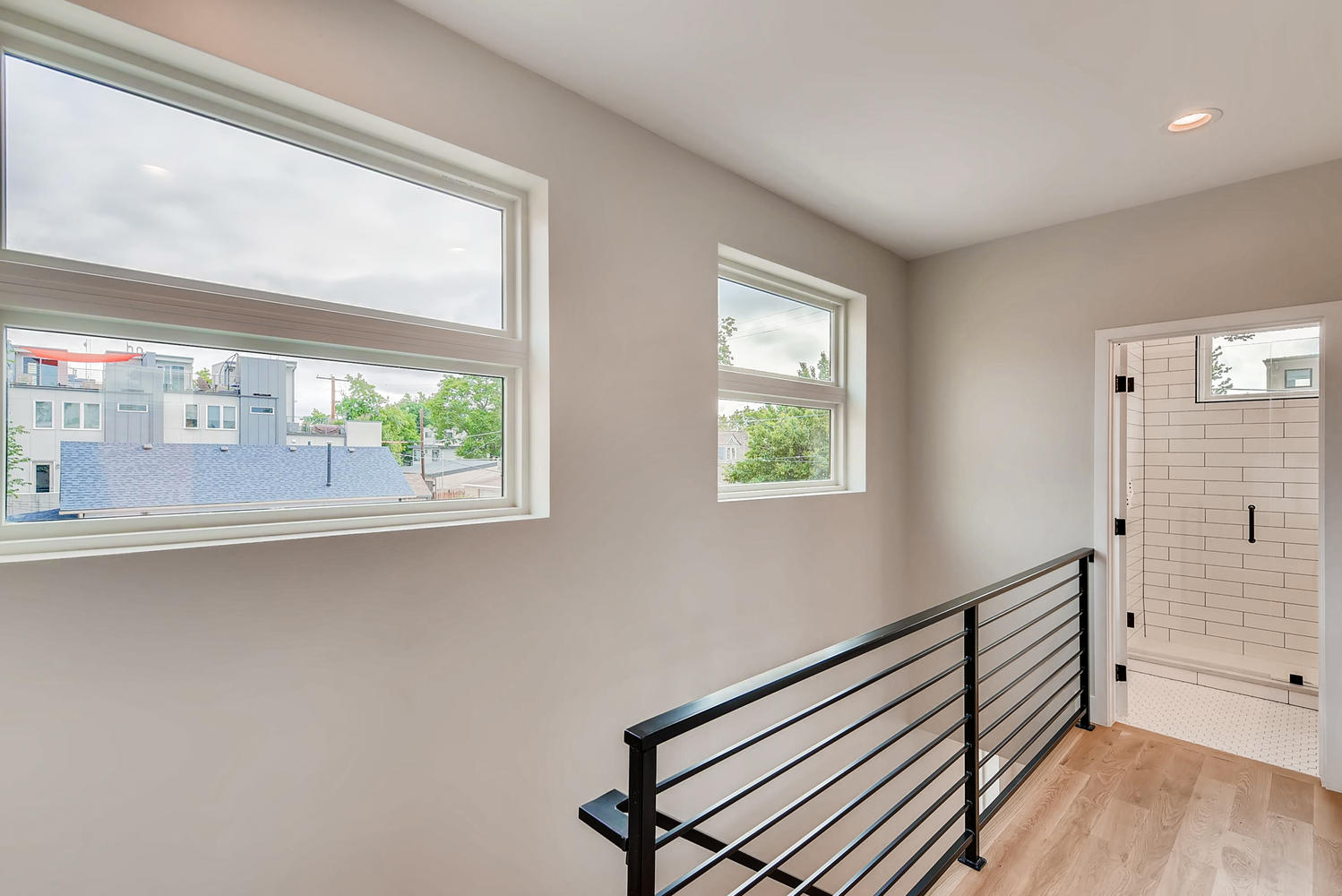 4432 Tennyson Unit 6 Denver CO-large-022-014-2nd Floor Hallway-1499x1000-72dpi